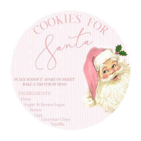 Santa's Cookies | TAKE & BAKE