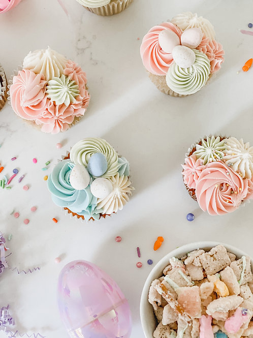 Easter Cupcake Collection