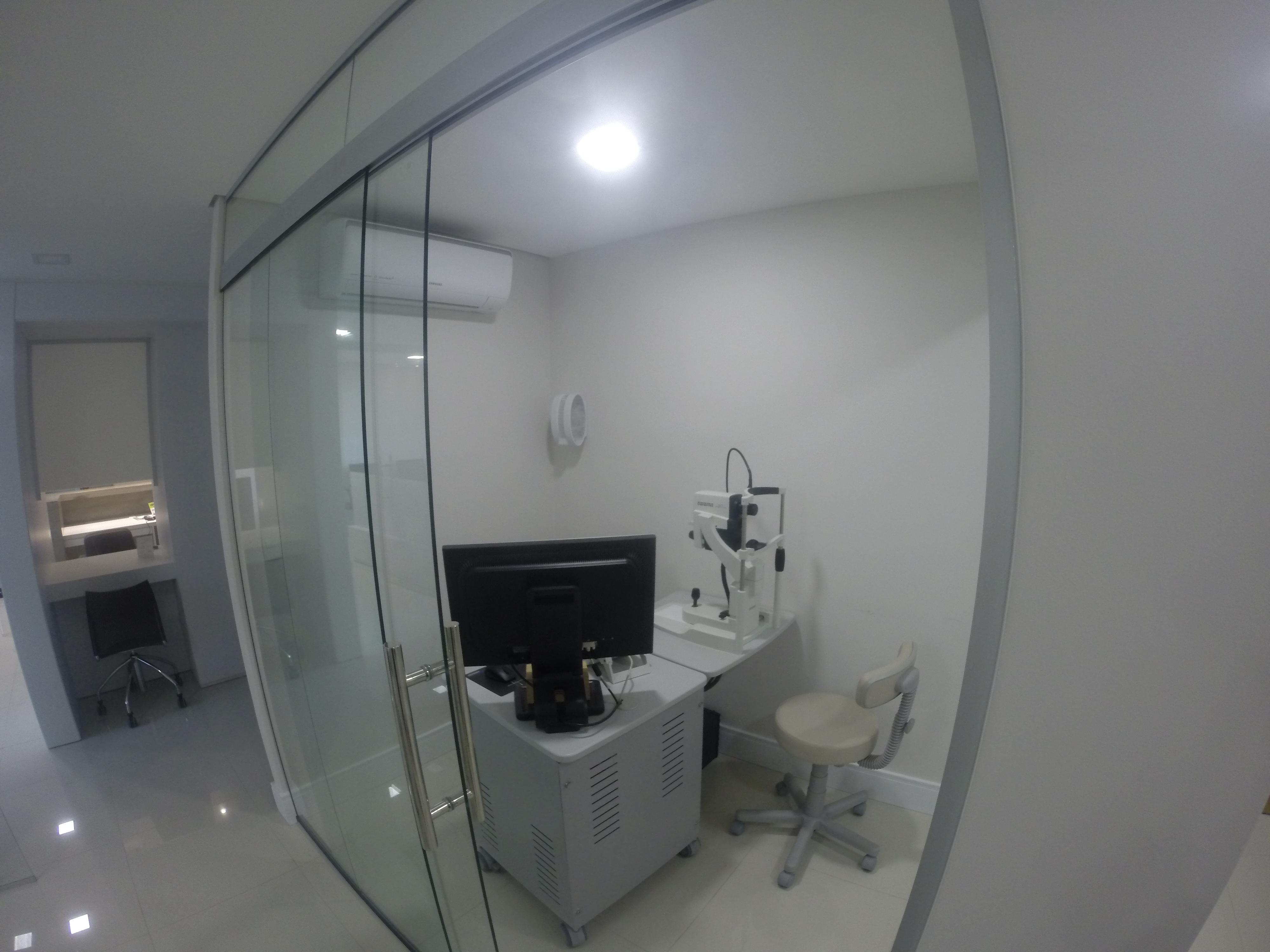 Tomografia Óptica (OCT)