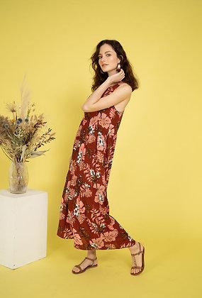 Robe longue Irna