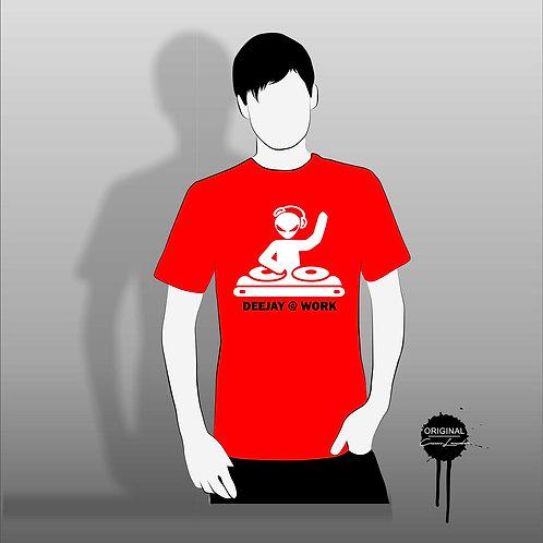 DJs @ Work Tshirt