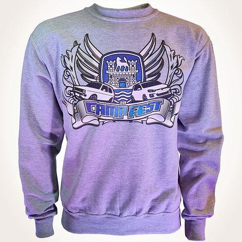 Crest Castle Sweater