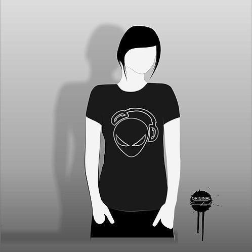 Mercury Alien Tshirt