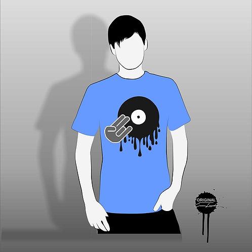 Shocker Vinyl DJ Tshirt