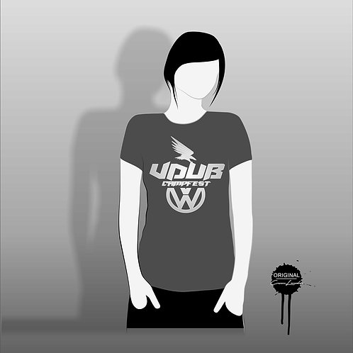 Vdub Chrome Wings Tshirt