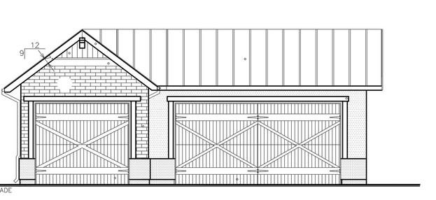ELEVATION DESIGN BY RUMMY DECHNER GARAGE
