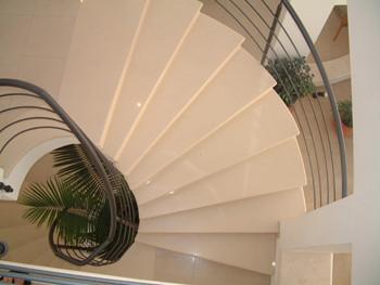 Round Stairs esign by Rummy Dechner Deta