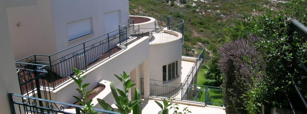 Single Home Denia Haifa Israel Design By