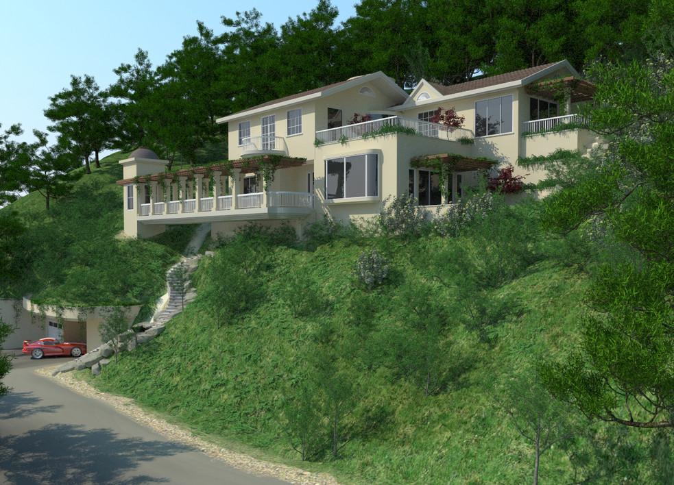 Marin County Fairfax, Single House On A