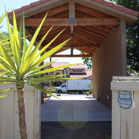 RV CAR PORT FIRE RATED DESIGN BY RUMMY D