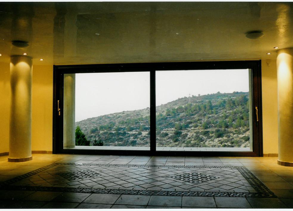 View at Carmel Mountain Goldnberg House