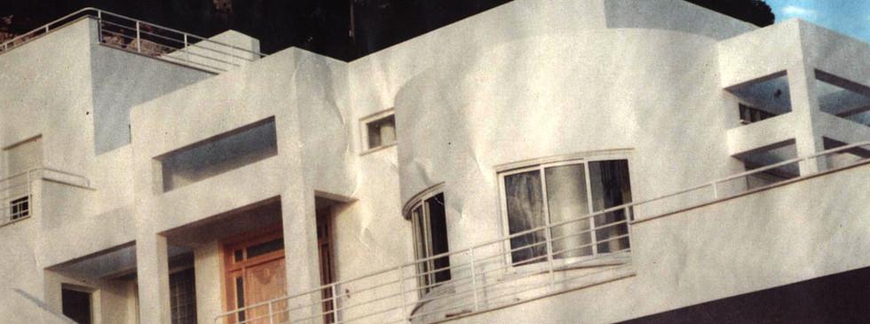 Modern Single Home Hillside  Ester Rabin