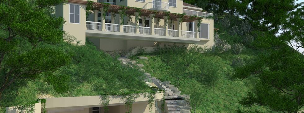 Meditrianean green house marin county .j