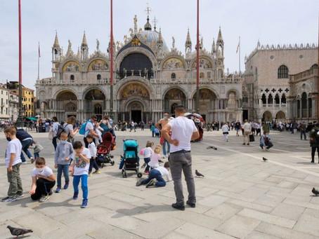 방역 규제 완화하는 이탈리아 내달 21일 야간통금 폐지 계획