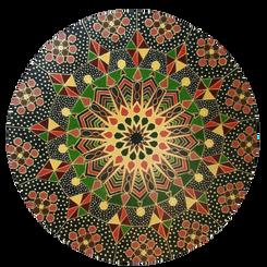 Mandala África