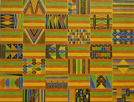 Tela Africano