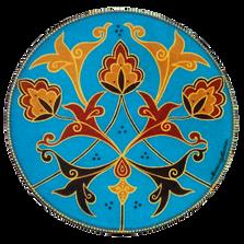 Prato Islâmica VIII