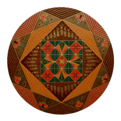 Mandala Diagonais