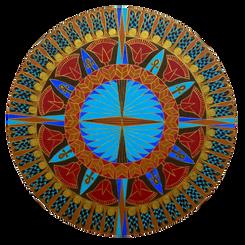 Mandala Hórus