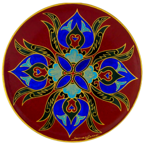 Prato Islâmica X