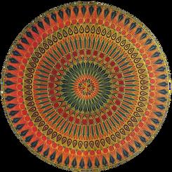 Mandala Tutankamón