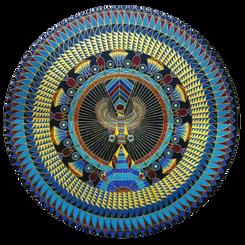 Mandala Horus Shen