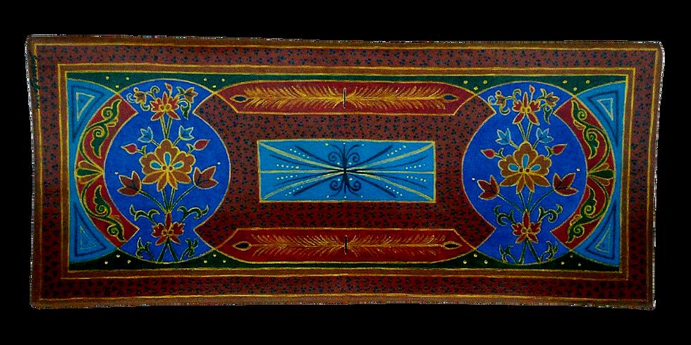 Prato Retangular Islâmico II