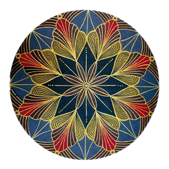 Mandala Trio Islâmico III