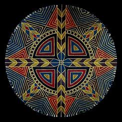Mandala Trio Islâmico I
