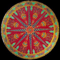 Mandala Arabesco Estelar