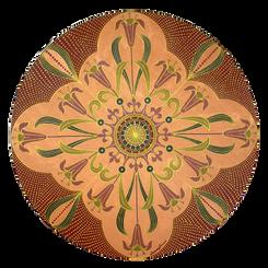 Mandala Lírios