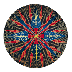 Mandala Estrela I