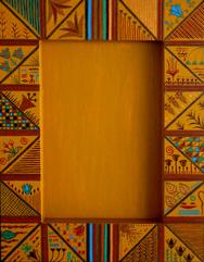 Moldura Símbolos II