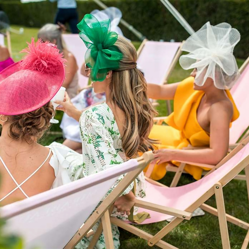 Goodwood Races - Ladies Day. LL's package
