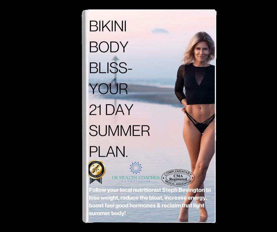 Bikini Body Bliss & Recipe Book
