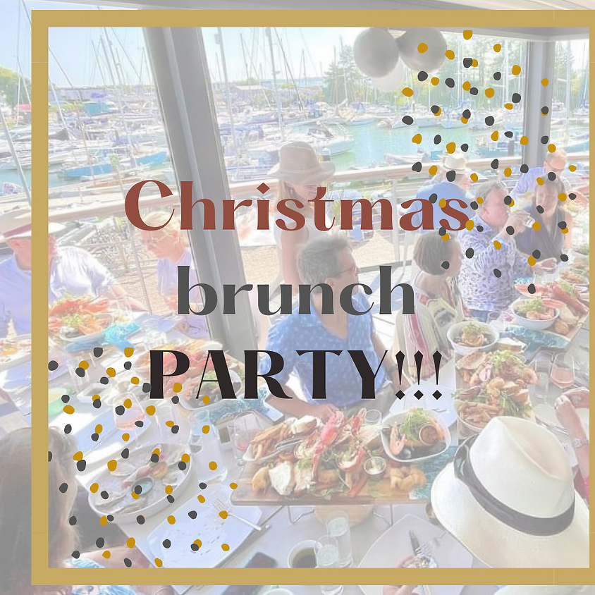 Christmas Brunch Party!
