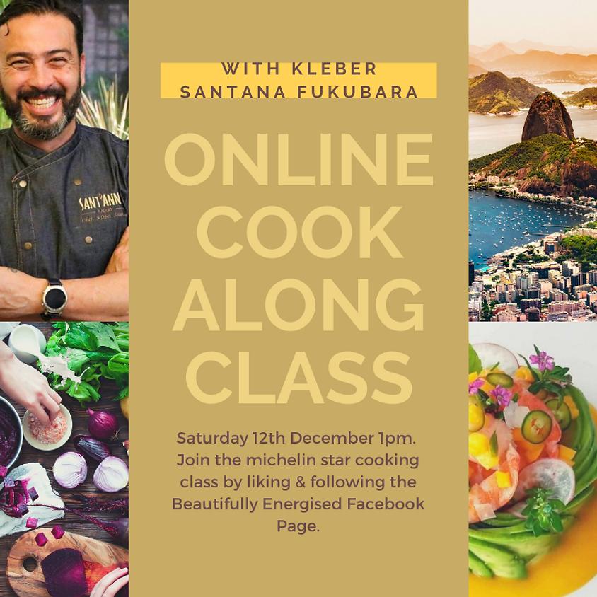 Follow Along Cooking Class!