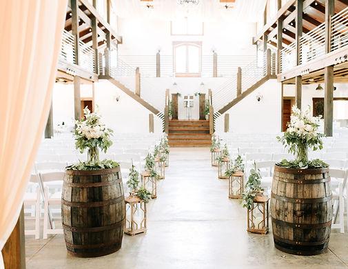 barn wedding modern farmhouse white nashville tn destination