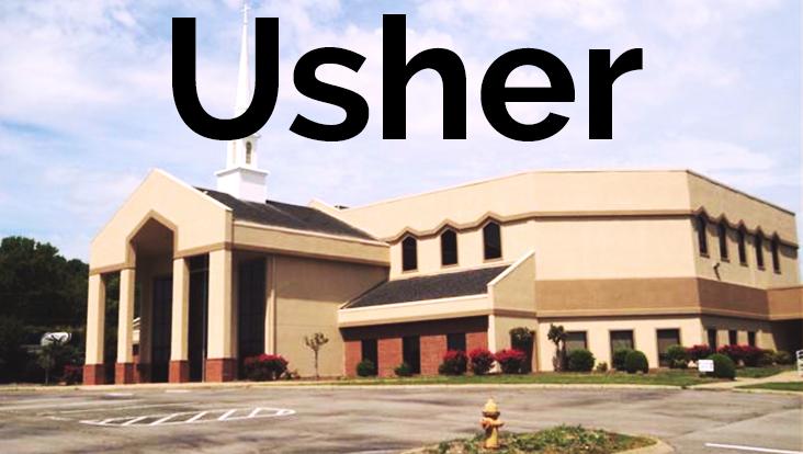 Usher Ministry Lifepointe Church