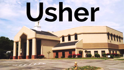 Usher Ministry Lifepointe Church