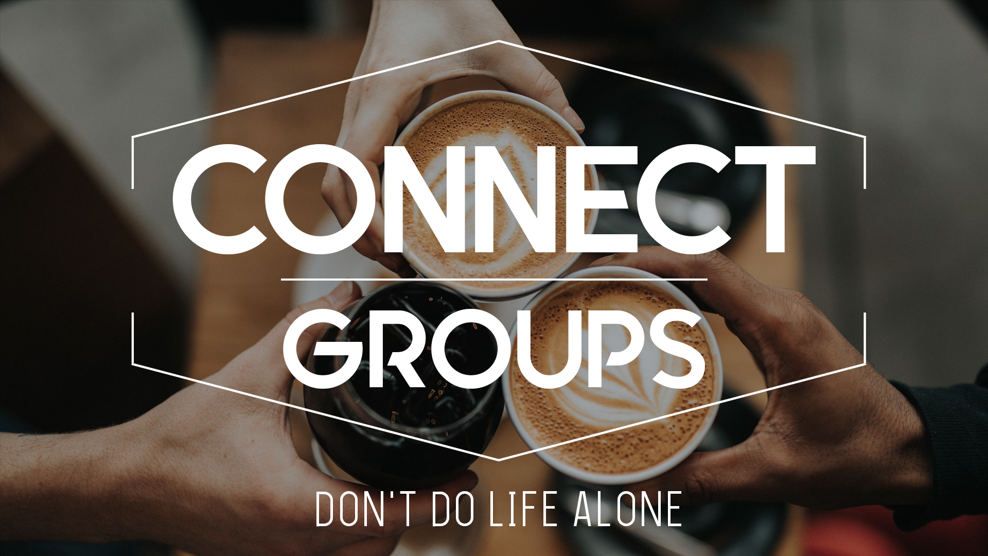 New Connect Groups