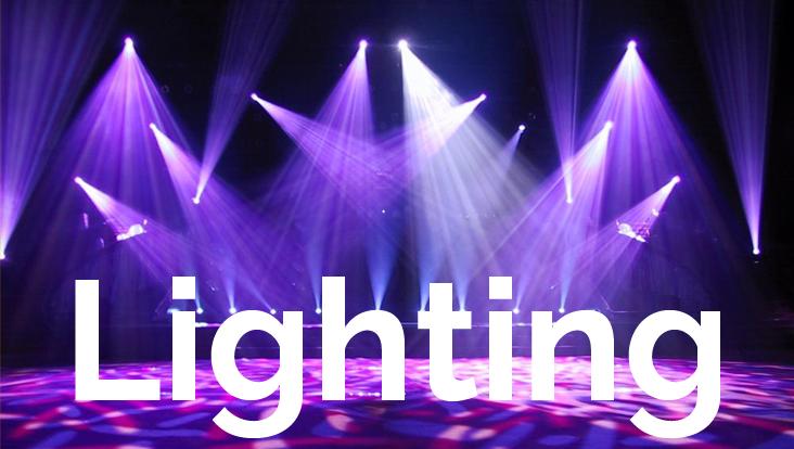 Lighting Ministry Lifepointe Church