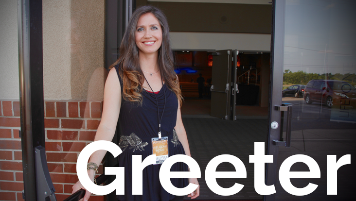Greeters Ministry Lifepointe Church