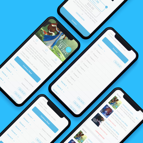 Stela 2020 App Design