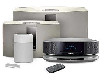 Bose SoundTouch Installation