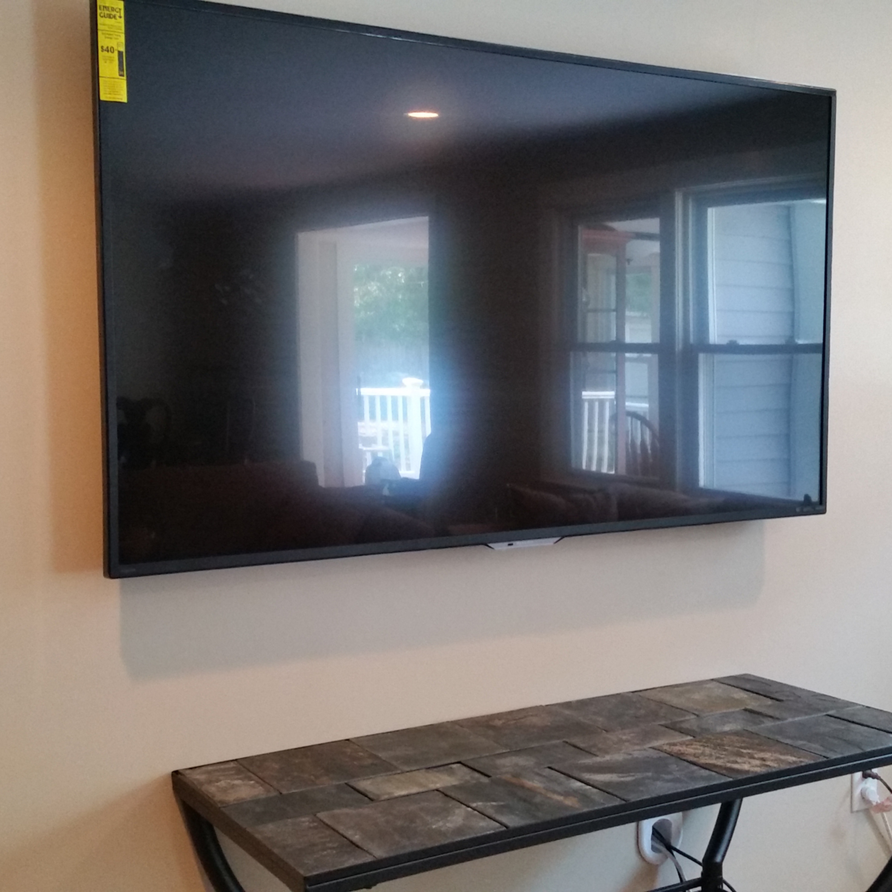 TV Mounting Basic
