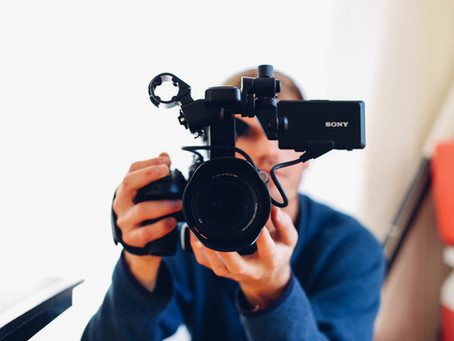 Film quality business updates from home