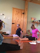 Workshop at Yoga Barn, Hanover on Sciati