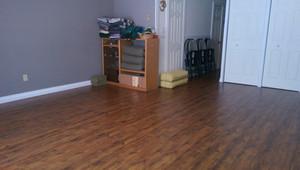 Studio - lower level