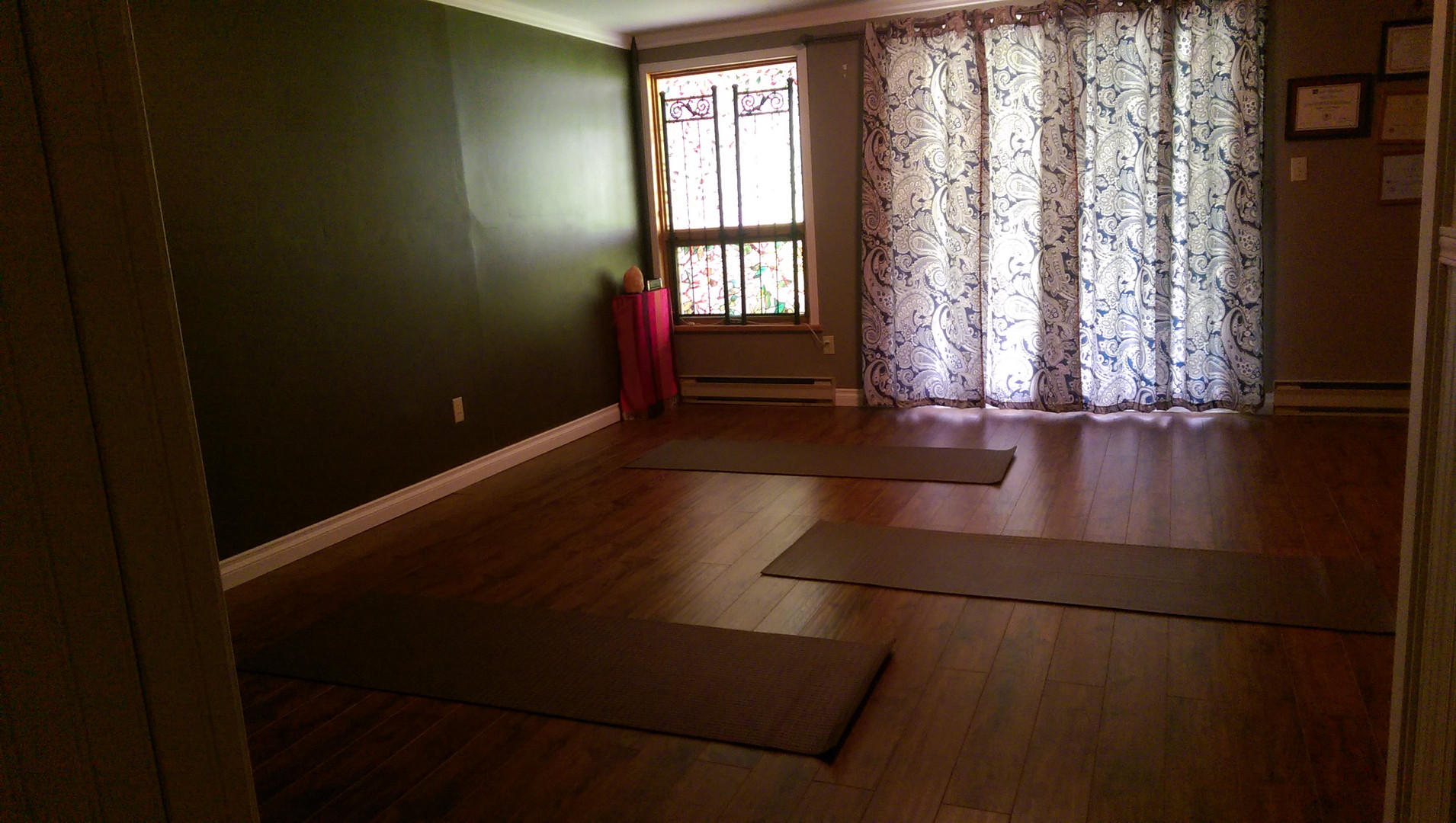 yoga studio thornbury
